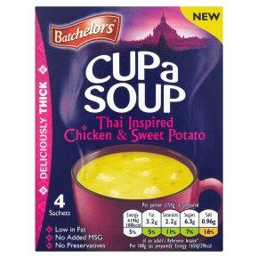 Batchelors Cupa Soup Thai Chicken & Sweet Potato
