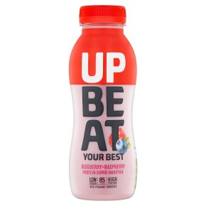 The Good Whey Co. Upbeat Blueberry