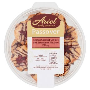 Ariel Chocolate Coated Coconut Cook
