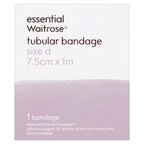 essential Waitrose Tubular Bandage D