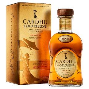 Cardhu Gold Reserve Single Malt Scotch Whisky