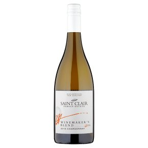 Saint Clair, Chardonnay, New Zealand, White Wine