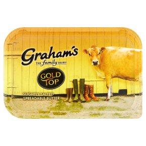 Gaham's Gold Top Spreadable Butter