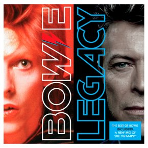 CD David Bowie Legacy
