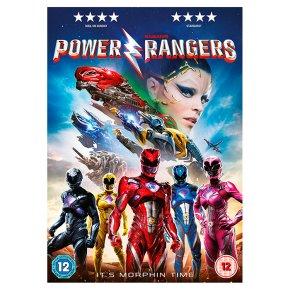 DVD Power Rangers