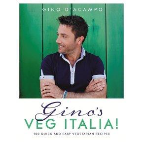 Gino's Veg Italia Gino D'Acampo