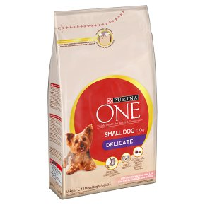 Purina ONE Delicate Small Dog Food Salmon