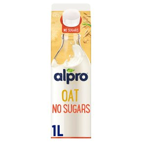 Alpro Oat Unsweetened Chilled