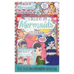I believe in Mermaids Sticker Starter Pack