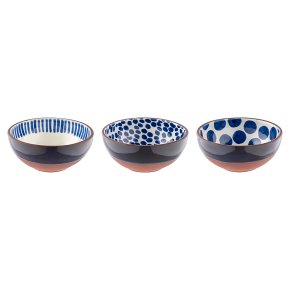Waitrose Sintra Terracotta Nibble Bowl