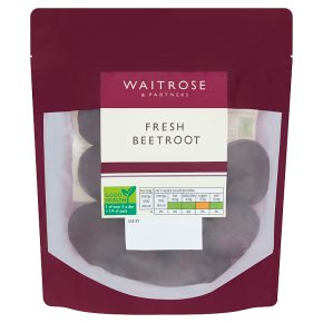 Waitrose Fresh Beetroot Pouch