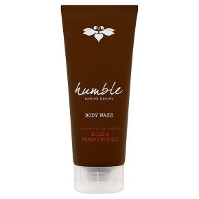 Humble Body Wash Rose & Frankincense