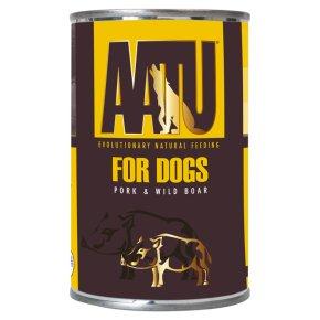 AATU for Dogs Pork & Wild Boar