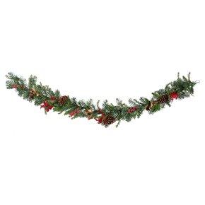 Waitrose Christmas Woodland Garland
