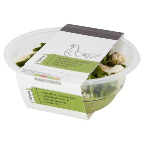 Waitrose 1 chicken & asparagus risotto