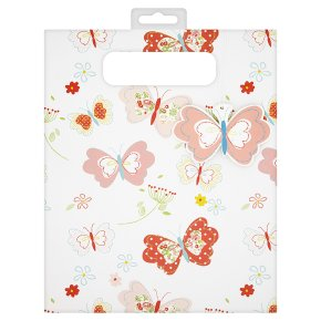 Waitrose Gift Bag Medium Butterflies