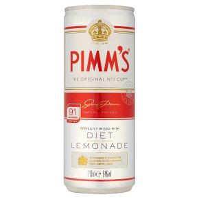 Pimm S With Diet Lemonade Waitrose Partners