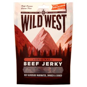 Wild West Original Beef Jerky