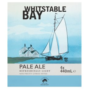 Whitstable Bay Pale Ale Kent