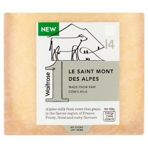 Waitrose 1 Le Saint Mont Des Alpes
