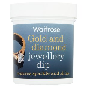 Waitrose gold and diamond dip Waitrose