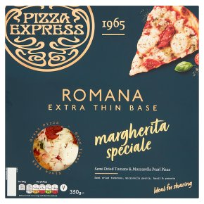 Pizza Express Romana Margherita Speciale