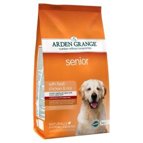 Arden Grange senior chicken & rice