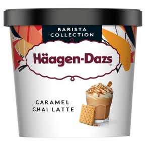 Häagen-Dazs Caramel Chai Latte