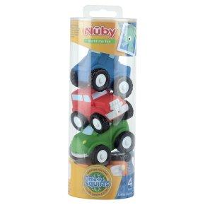 Nûby Little Car Squirts