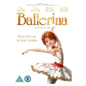 DVD Ballerina