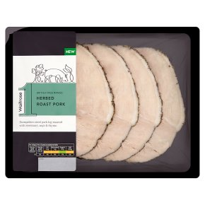 Waitrose 1 Herbed Roast Pork