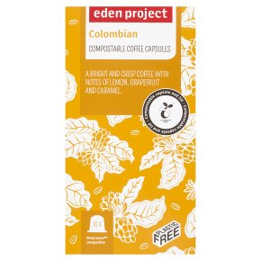 Eden Project Capsules Colombian
