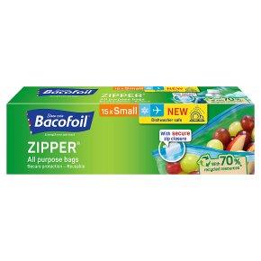 Bacofoil All Purpose Zipper Bags