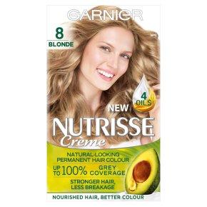 Garnier Nutrisse Vanilla Blonde 8