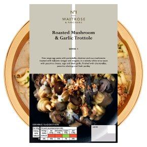 No.1 Garlic Mushroom Trottole