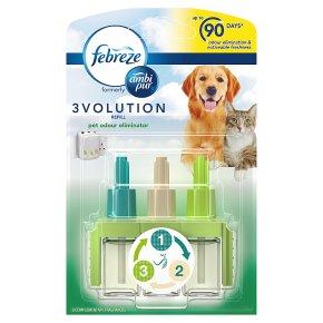 Ambi Pur 3Volution Pet Odour Refill