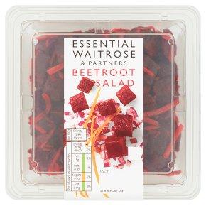 essential Waitrose beetroot salad