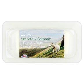 Waitrose British soft goats' cheese strength 2 mild