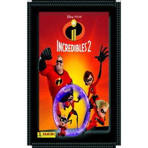 Incredibles 2 Sticker Pack