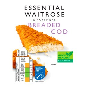 Essential Breaded Cod