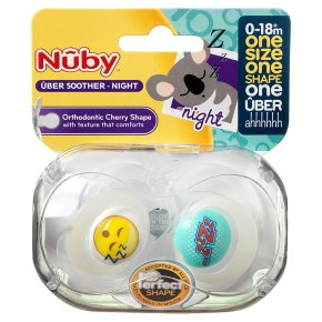 Nûby 0-18m+ Ûber Soother-Day