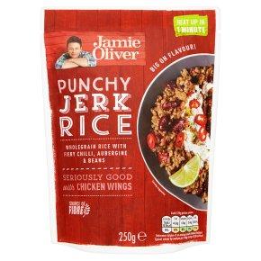 Jamie Oliver Punchy Jerk Rice