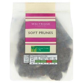 Waitrose Soft Prunes