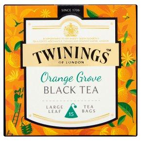 Twinings Orange Grove Black Tea 15s