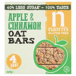 Nairns Oat Bar Apple & Cinnamon
