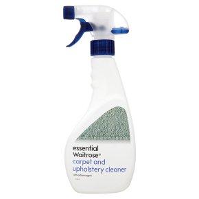 essential Waitrose carpet cleaner
