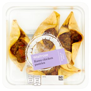 Waitrose World Deli Katsu Chicken Pastries