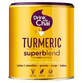 Drink Me Chai Tumeric Latte