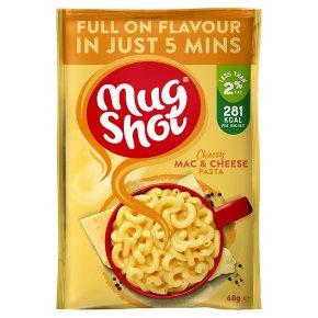 Mug Shot macaroni cheese pasta
