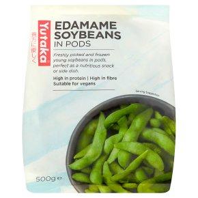 Yutaka Edamame Soybeans with Pod